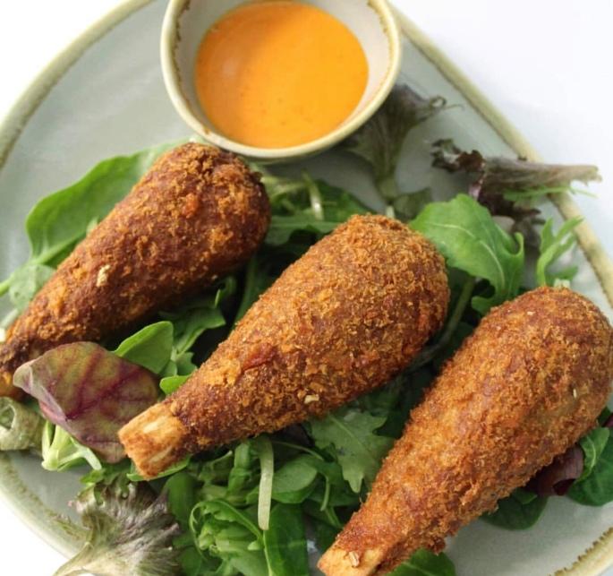New recipe at The Oak Tree Restaurant